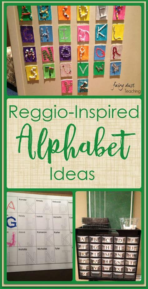 literacy lesson plans preschool reggio inspired the alphabet reggio reggio emilia and 481
