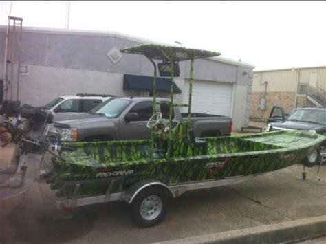 Prodrive Boat Paint by 2011 J Custom Boat Duck Boat For Sale In Houma