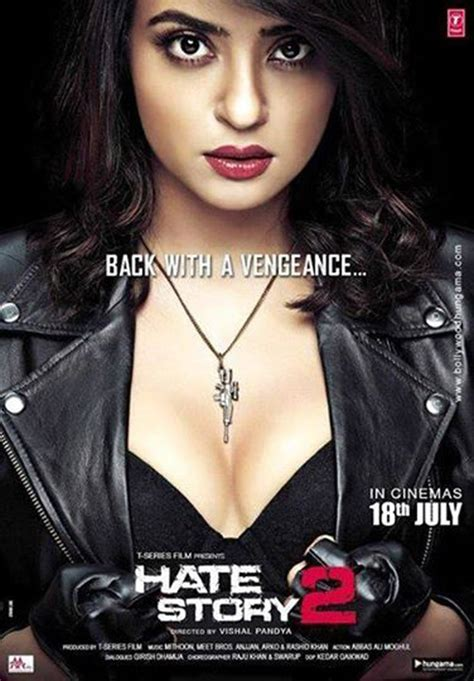 review hate story   muddled  mediocre