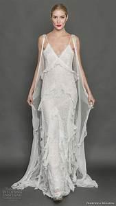 francesca miranda fall 2017 wedding dresses wedding With sheath wedding dress low back