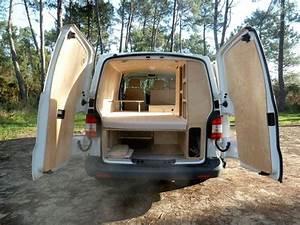 Volkswagen Transporter Aménagé : amenagement transporter t5 camping car voyage sponsoris ~ Medecine-chirurgie-esthetiques.com Avis de Voitures