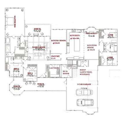 house plans with great kitchens house plans great room floor with open living and kitchen