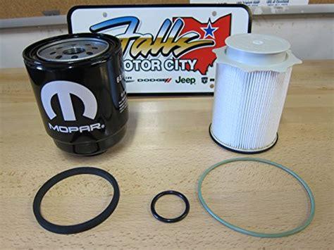 Dodge Fuel Filter Replacement by Dodge Ram 6 7 Liter Diesel Fuel Filter Water Separator Set