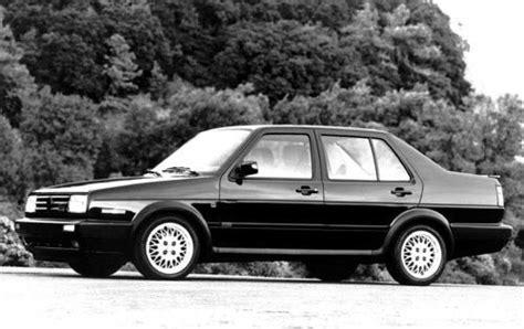 Maintenance Schedule For 1992 Volkswagen Jetta