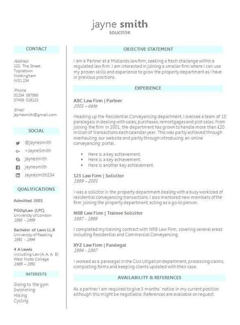 Detailed Cv Template by Cv Template Free In Ms Word From How To