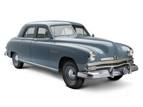 Friday Car Crush: Kaiser Traveller Sedan | 1945 | Influx ...