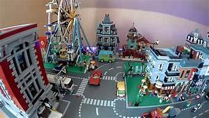 Ville LEGO City - Septembre 2017 - YouTube