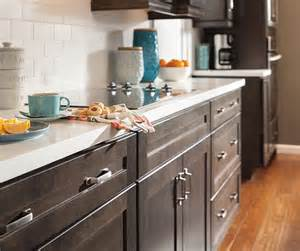 Dark Gray Cabinets by Dark Gray Kitchen Cabinets Aristokraft Cabinetry