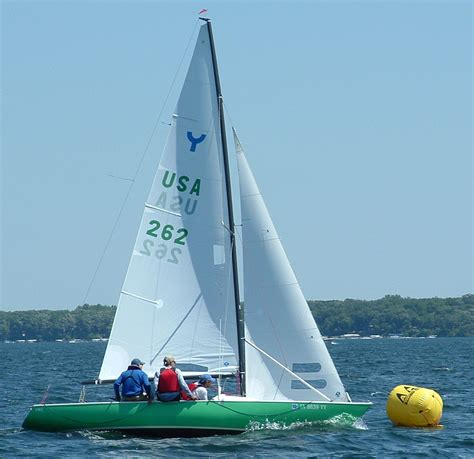 Sailing Boat Jib by Wsc Sailing
