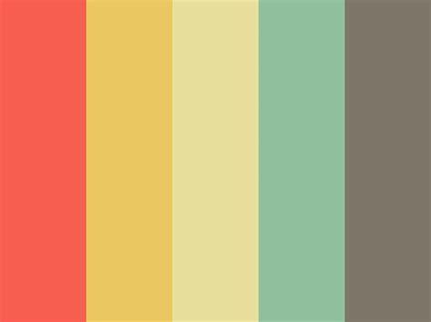 retro color palette bright retro color palette paint closet