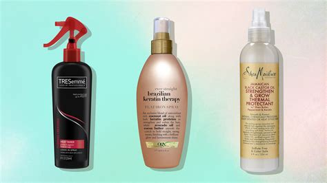 The Best Heat Protectants Under $20   Allure