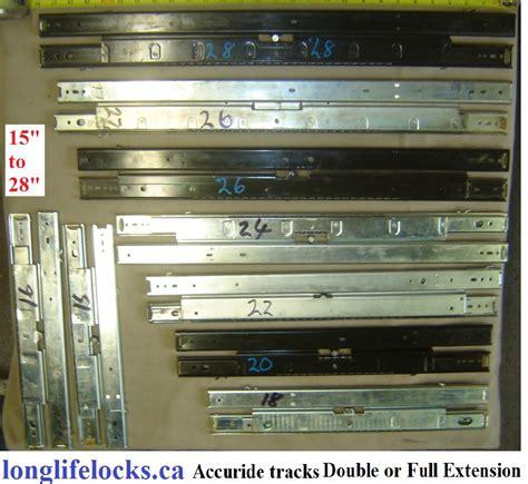 suspension drawer slide filing cabinet drawer slides tracks rollers suspensions