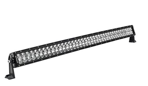 zroadz z30cbc14w240 40 row curved led light bar