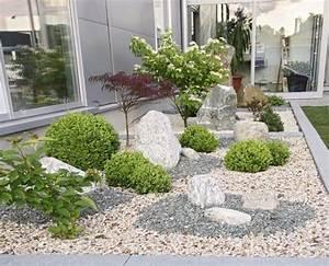 Hängende Gärten Selbst Gestalten : vorgarten mit kies gestalten vorgarten kies modern mobilehousie garten pinterest kies ~ Bigdaddyawards.com Haus und Dekorationen
