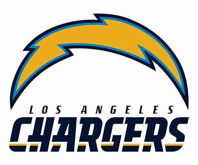 Chargers Angeles Los Team Nfl Logos Svg