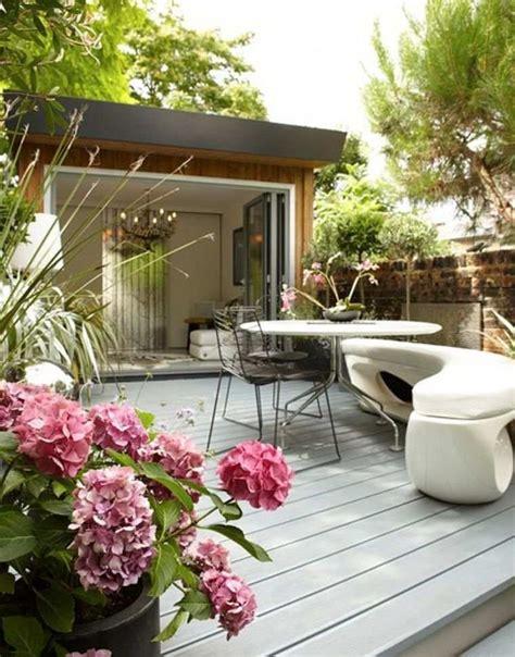 decoration terrasse exterieur la d 233 coration terrasse parfaite pour l 233 t 233 en 50 id 233 es