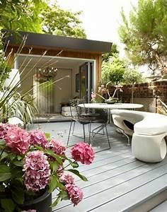 Decoration Terrasse Exterieur : la d coration terrasse parfaite pour l 39 t en 50 id es ~ Teatrodelosmanantiales.com Idées de Décoration