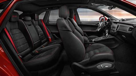 Porsche Macan Interior 2018 Wwwindiepediaorg