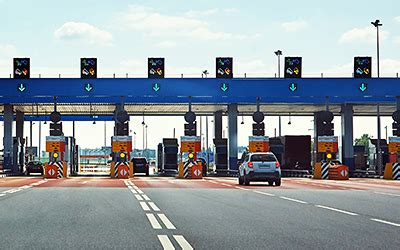 digital transformation  toll road authorities