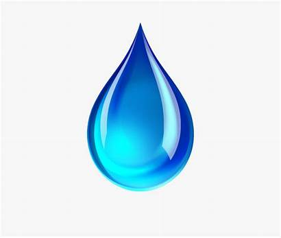 Water Clipart Droplet Drops Clip Clipartkey