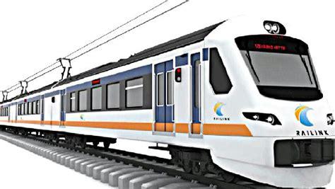 proyek kereta api  kereta bandara hingga binjai