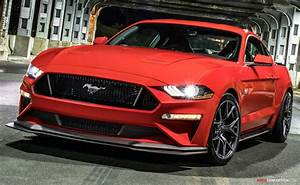 2018 Mustang GT Gets More Aerodynamic with New 'Performance Pack' - AutoConception.com ...