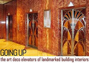 Going, Up, Uncovering, The, Art, Deco, Elevators, Of, Landmarked