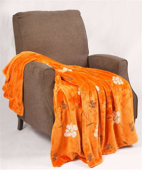 Blanket Cover by Boon Decor Sequin Embroidered Throw Cover Sofa