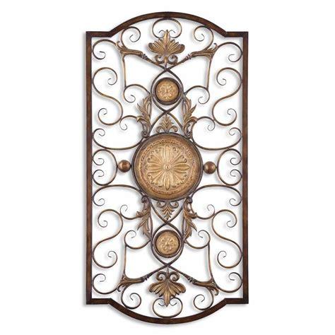 uttermost micayla large metal wall art ebay