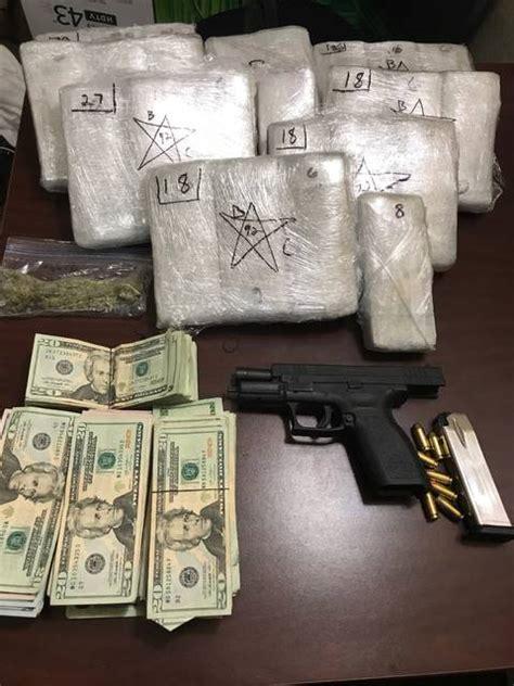 kilo cocaine bust  suspect arrests  miami valley