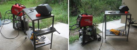 my welding project small welding table diy welding plans