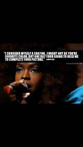 Week 19 - Lauryn Hill on love and relationships | R.I.S.E ...
