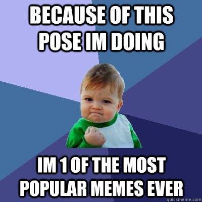 Most Famous Memes - the 5 most legendary memes