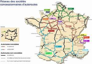 Les Autoroutes En France : france g ographie ~ Medecine-chirurgie-esthetiques.com Avis de Voitures