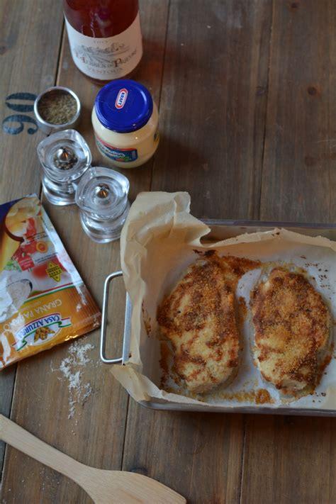 3 pi鐵es cuisine escalopes de poulet croustillantes au parmesan mes gougères aux épinards