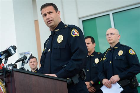 North Port Police Chief announces plans to retire - News ...