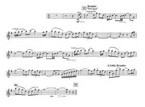 Summon the Heroes Trumpet Solo Sheet Music