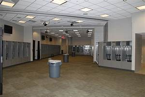 Visitors' Locker Rooms