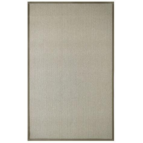 home depot sisal rug lanart rug sisal beige 9 ft x 12 ft area rug the home