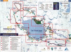 Lac St Jean Quebec Map