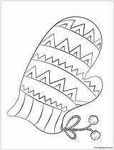 Coloring Mitten Mittens Pages Winter Printable Christmas Sheet Preschool Animals Template Drawing Snowman Coloringpagesonly Bathroom Terrific Sink Letter Dot Tree sketch template