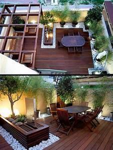 Wohndesign charmant charmant terrassengestaltung kleine for Kleine terrassen gestalten