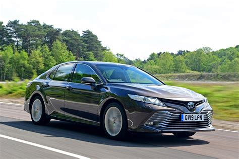 New Toyota Camry 2019 review   Auto Express