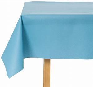 Tischfolie Nach Maß : tischdecke abwaschbar celeste blau uni 180cm ~ A.2002-acura-tl-radio.info Haus und Dekorationen