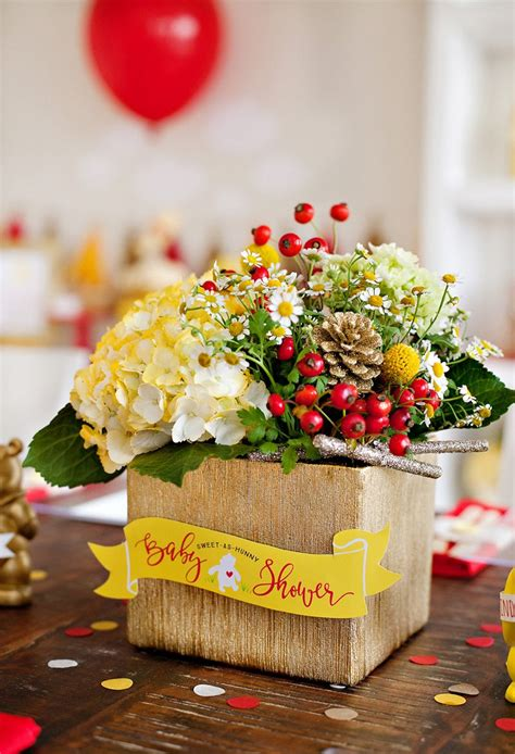 Baby Shower Centerpieces 76 Breathtakingly Beautiful Baby Shower Centerpieces