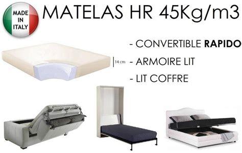 matelas pour canapé convertible 140x190 matelas 2017