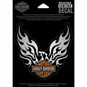 Harley Davidson Aufkleber : harley davidson aufkleber phoenix eagle im thunderbike shop ~ Jslefanu.com Haus und Dekorationen
