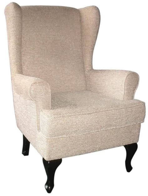 Back Armchair by Orthopaedic Arm Chair Winged High Back 19 Quot Or 21