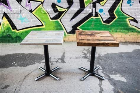 table cuisine palette pallet shop or restaurant tables pallet furniture plans
