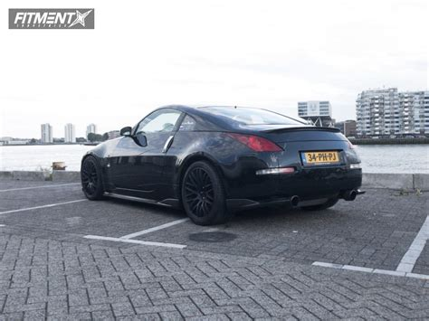 2004 Nissan 350z Tenzo R Type M Tein Coilovers